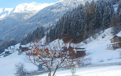 Apartments Vacation flats Haus Ladner in See Paznauntal Tyrol